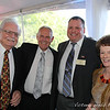 John Dado, Tom Brandal,  Mike Harris and Sharon Dado at the Benedetti Leadership Celebration held on May 3, 2014 at the Petaluma Valley Hospital.