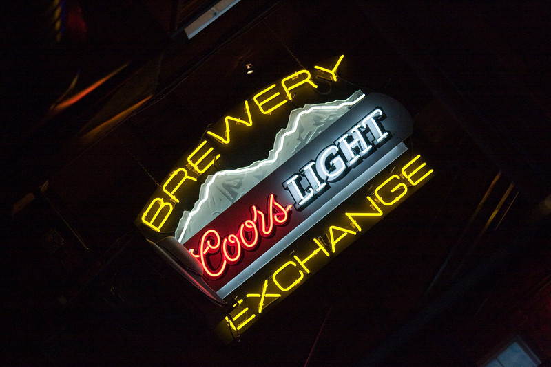 Location of the concert - Brewery Exchange in Lowell, MA