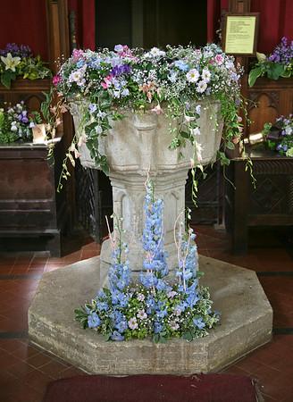 Benington Flower Festival 2008