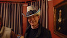 Scott in a spiffy cowboy hat.