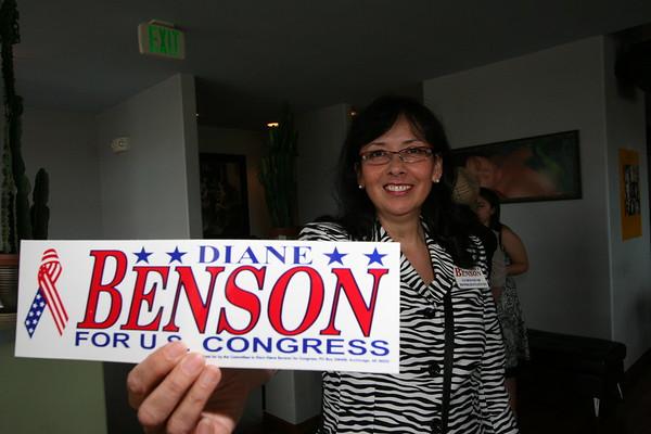 BensonforCongress.com
