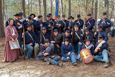 Bentonville, NC 150th Anniversary Battle Reenactment