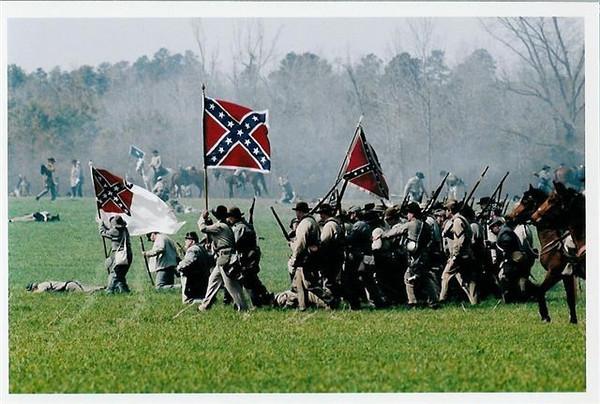 Bentonville, NC 145th Anniversary Battle Reenactment