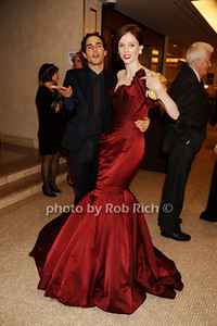 Zac Posen and Coco Rocha  Bergdorf Goodman Celebrates It's 111th Anniversary At The Plaza Departures New York City - USA 10-18-12 photo by Rob Rich/SocietyAllure.com © 2012 robwayne1@aol.com 516-676-3939