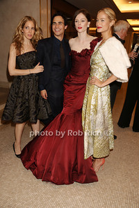 guest, Zac Posen, Coco Rocha, Caroline Murphy photo by Rob Rich/SocietyAllure.com © 2012 robwayne1@aol.com 516-676-3939