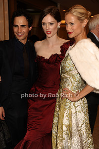 Zac Posen, Coco Rocha , Carolyn Murphy Bergdorf Goodman Celebrates It's 111th Anniversary At The Plaza Departures New York City - USA 10-18-12 photo by Rob Rich/SocietyAllure.com © 2012 robwayne1@aol.com 516-676-3939
