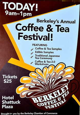Berkeley Tea and Coffee Festival