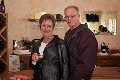 Photos by Roxanne Richardson Berks County Wine Trail Chocolate and Wine Pairing Event Weekend celebrates Valentine's Day.
