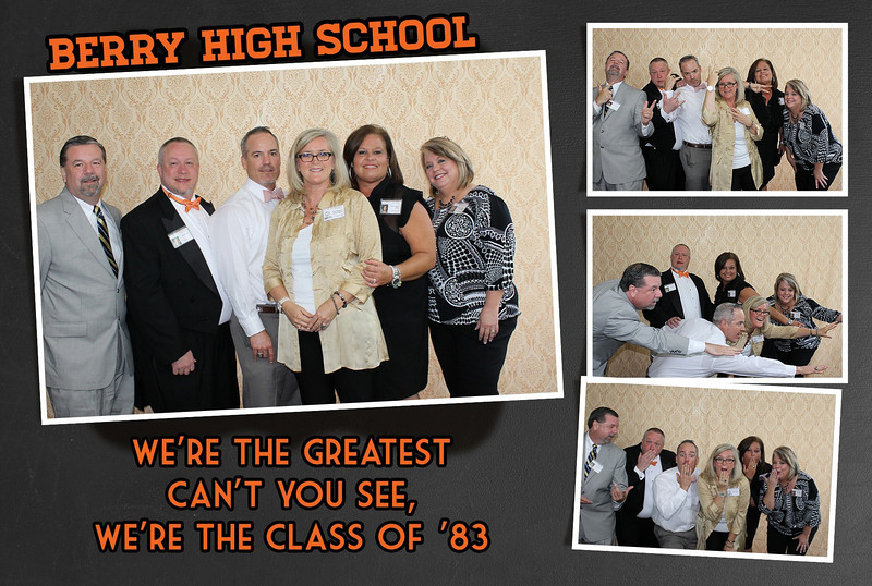 Berry High School Class of 1983