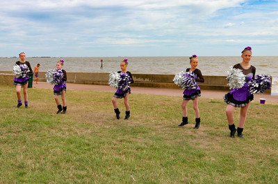 12 AUG 2018 -Destiny Majorettes, Colchester - Beside the Seaside Festival Dovercourt Bay - Photo Copyright © Maria Fowler 2018