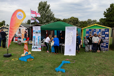 12 AUG 2018 - - Beside the Seaside Festival Dovercourt Bay - Photo Copyright © Maria Fowler 2018