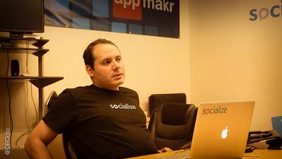 2012-10: Socialize Office