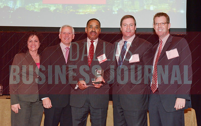 Methodist Healthcare System took top prize for their Best Medical Deal, Charles A. Sammons Trauma and Critical Care Tower.