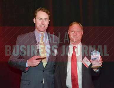 Investment Sales, Top Brokers of the Year, Ryan Reid and Dirk Goris.