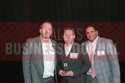 Active Network/Lanyon took home the award for the Best Urban Office Deal.