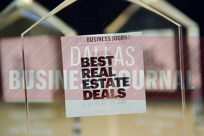 The Dallas Business Journal's 23rd Best Real Estate Deals were held Wednesday evening at the Ritz‑Carlton Hotel in Dallas