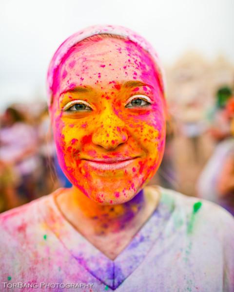 Holi Festival of Colors 2012