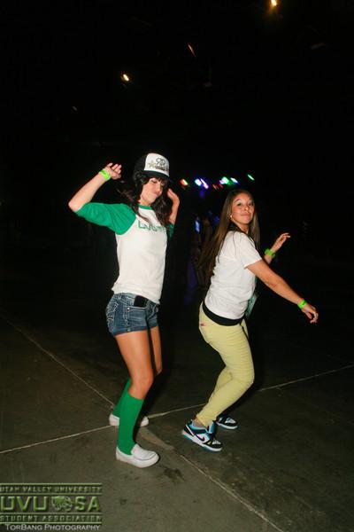 UVU Green Out Dance 8/31/2012 UCCU Center Orem, UT Photos by TorBang Photography
