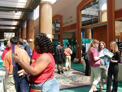 Beta Kappa Chi Meeting 2002 - April 2002