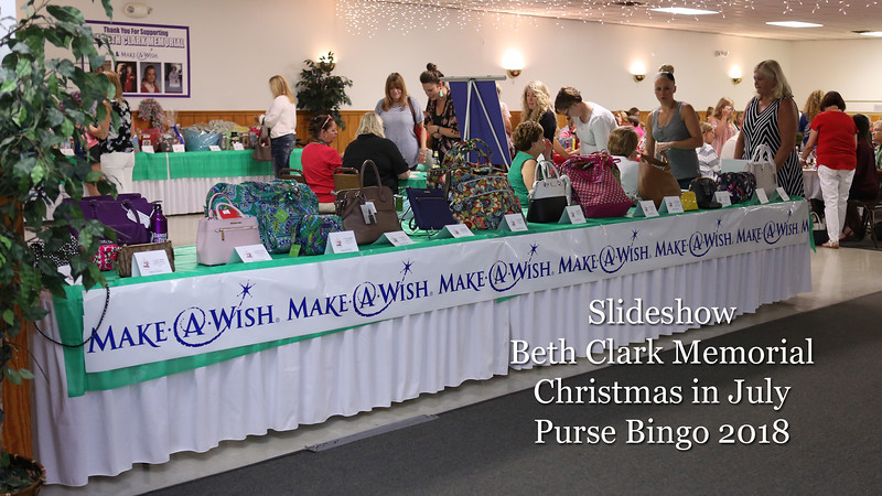Purse Bingo_Make A Wish 2018
