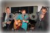 Joe Ethier & Beth Patella fun with Chris DePino at the 2nd album fundraiser 2014