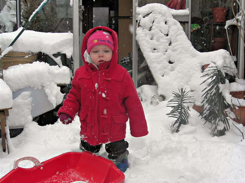 01_First snow encounter