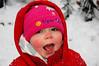 03_Catches snowflakes