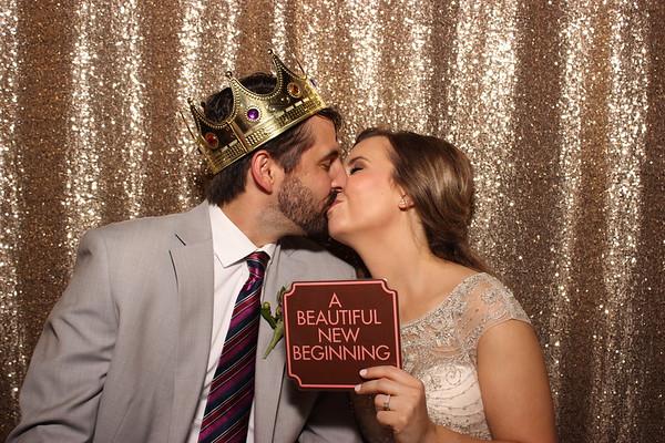 Bethanie and Seth's Wedding Reception