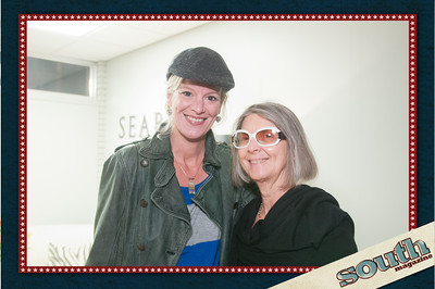 Mary Hartman and Marilyn Fishel