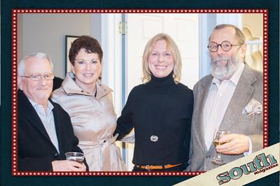 Jake Severance, Marsha Moore, Betsy Cain and Don Moore