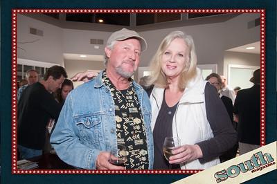 James Kirton and Lisa Atwell