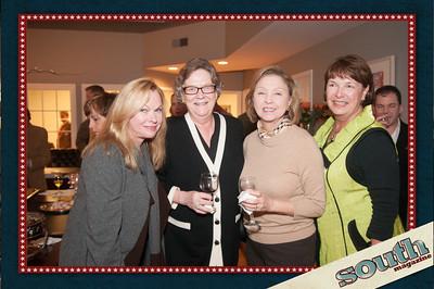 Carolyn Stillwell, Mary Raines, Barbara Coley and Cindy Meyer