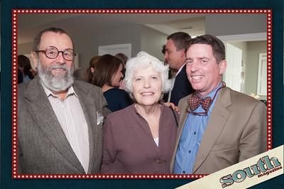 Jake and Sylvia Severance and Ron Melander