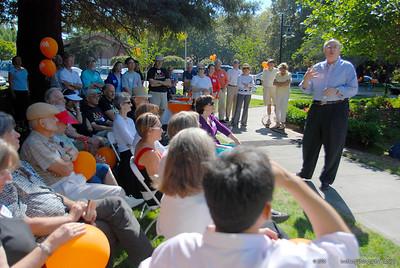 Palo Alto Library Campaign Kickoff