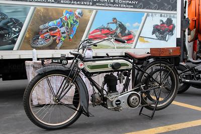 Triumph Model H 1919
