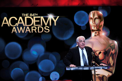 Beverly Hills, CA – Nominations for the 84th Academy Awards were announced today (Tuesday, January 24) by Academy of Motion Picture Arts and Sciences President Tom Sherak and 2010 Oscar® nominee Jennifer Lawrence.    Valerie Goodloe