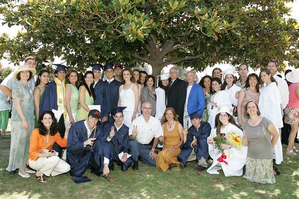 """2nd Generation"" Beverly Hills High School Graduation 2005"