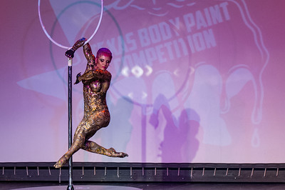 Texas Body Paint Competition 2019