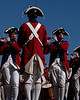 Deep River Jr. Ancients Fife & Drum Corps<br /> Yorktown National Battlefield<br /> Yorktown, Virginia  - October 21, 2006