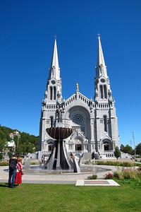 Basilica of Sainte-Anne de Beaupré