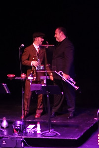 BBVD: Trumpet conversation