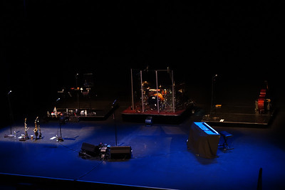 BBVD: Stage empty again.