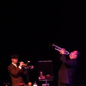 BBVD: Trumpets!