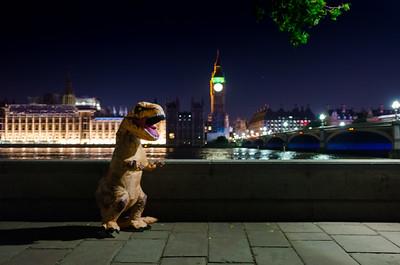 Big Ben T-Rex 2017