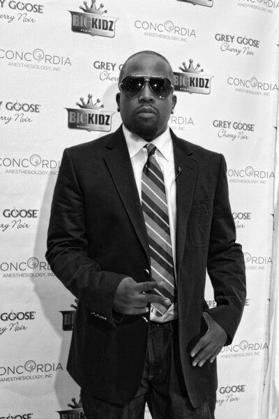 Big Boi Honors Legendary George Clinton- Champion Of The Arts 2012