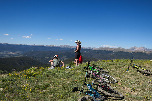 Big Ride in Breckenridge
