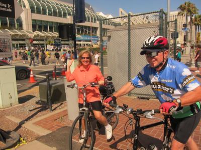 Bike Ride, South Bay San Diego - Ski Council