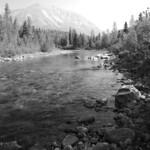 Takhanne River at Million Dollar Falls