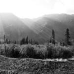 St. Elias Mountains along Kluane Lake