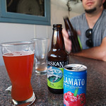 Clamato and Beer- my fav.